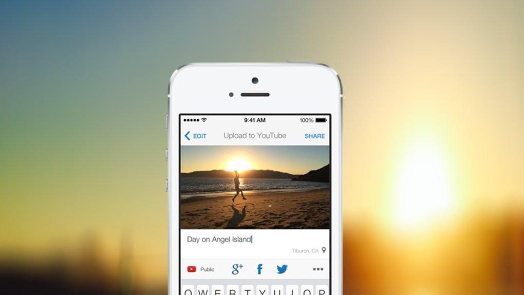 YouTube Capture o com pujar vídeos des de l'iPad i l'iPhone a YouTube