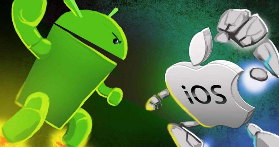 iOS frente a Android: ¿los usuarios de qué plataforma generan más tráfico de vídeo?