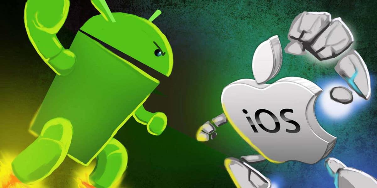 iOS enfront de Android: ¿els usuaris de quina plataforma generen més trànsit de vídeo?