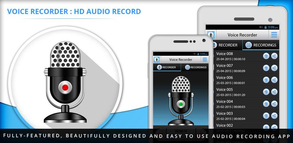 Kumaha kuring tiasa nganggo Voice Recorder HD pikeun ngarékam sora kuring dina iPhone atanapi iPad kuring?
