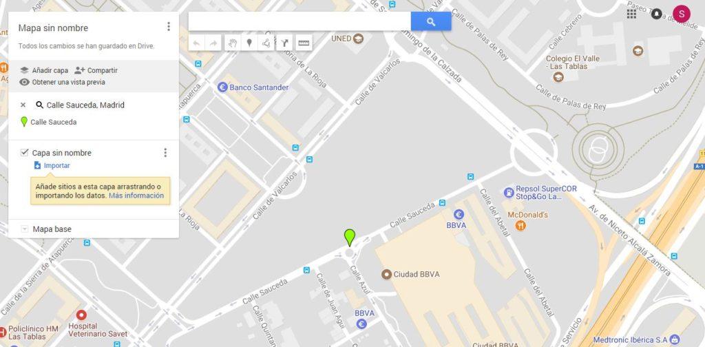 Tambihkeun poto kana peta Google
