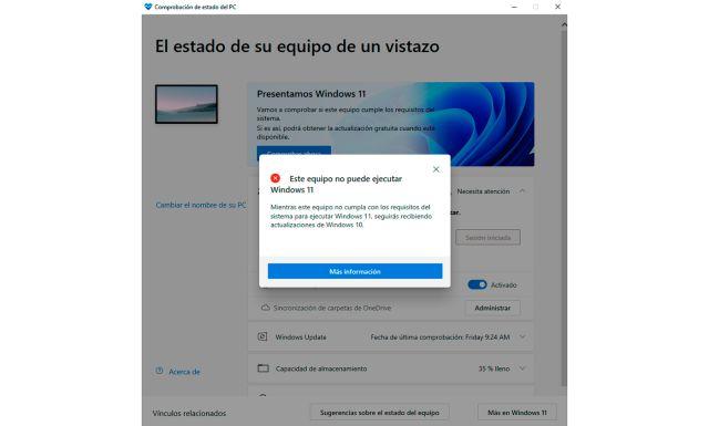 Kumaha ningkatkeun ka Windows 11 dina komputer anu henteu didukung