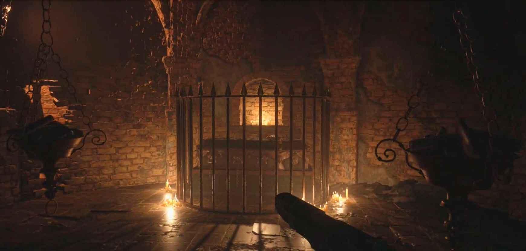 Cómo conseguir el tesoro ojo celeste en Resident Evil Village