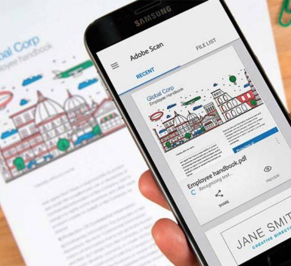 Cómo escanear documentos desde un teléfono Android y iPhone
