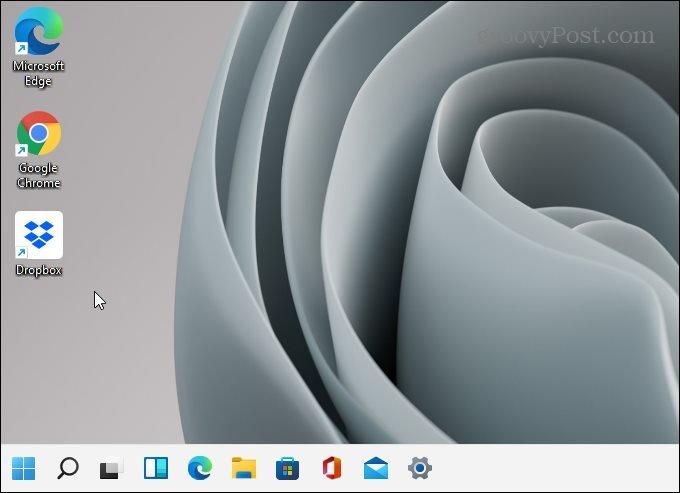 Kumaha cara mindahkeun tombol Start ka kénca dina Windows 11