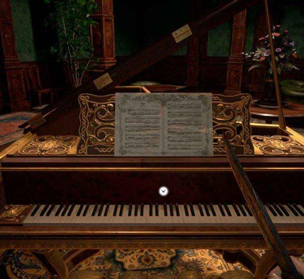 Cómo resolver puzzle del piano en Resident Evil Village