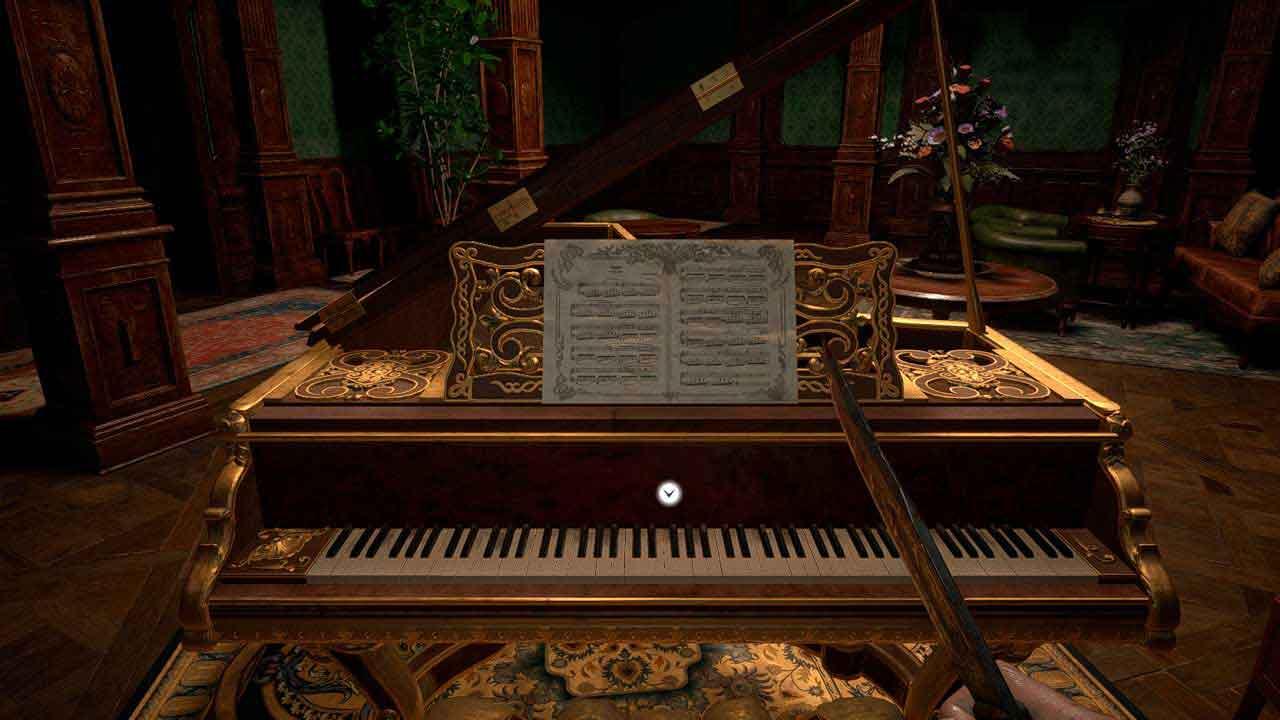 Kumaha carana ngajawab teka-teki piano di Désa Jahat Penduduk