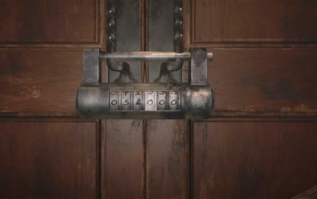 Resident Evil Village: Todos los códigos de puertas y cerraduras