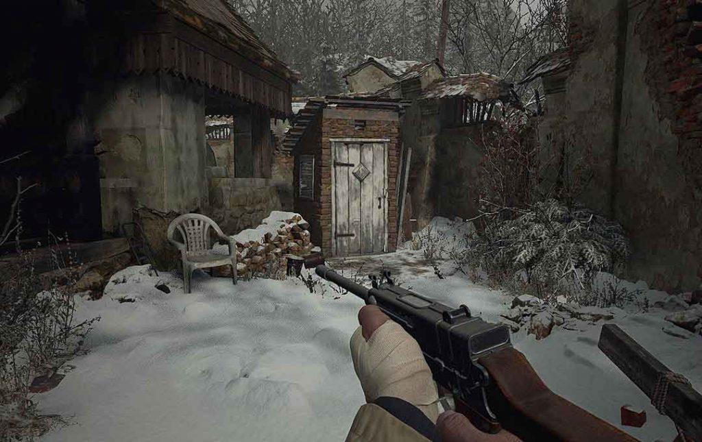 dónde están todos los retretes en Resident Evil Village